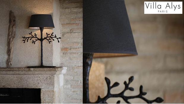lampes appliques