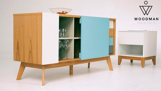 Woodman, mobilier