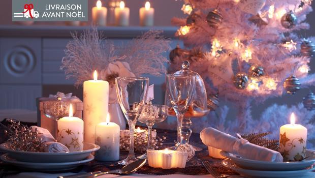CHRISTMAS COLOURS WHITE&SILVER EU
