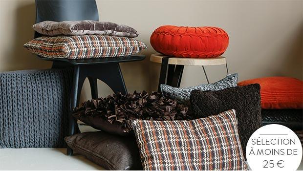 Big cushion selection - contribution NL