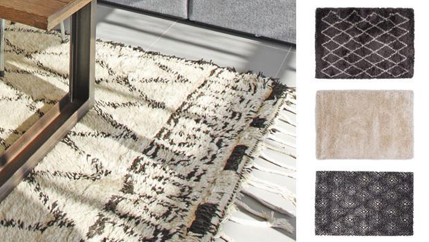 Stijlvolle tapijten