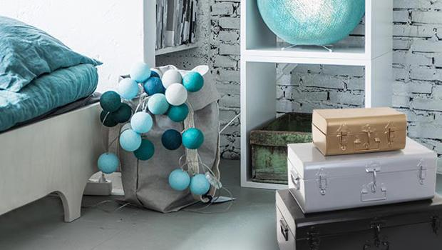 Happy lights (Cotton balls) W8 GL