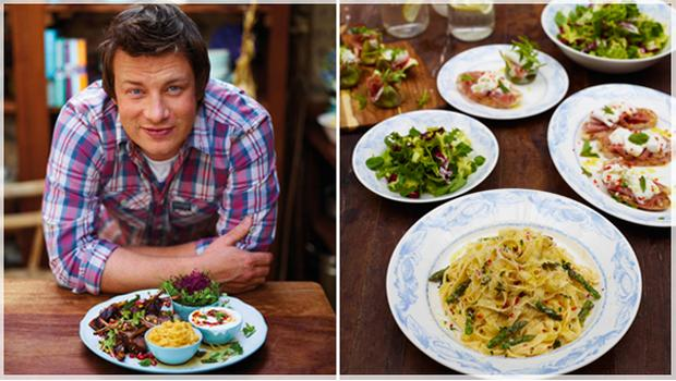Churchill by Jamie Oliver
