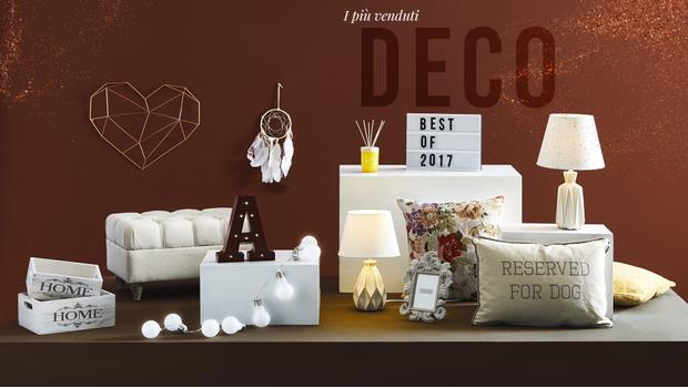 Deco: Best Seller 2017