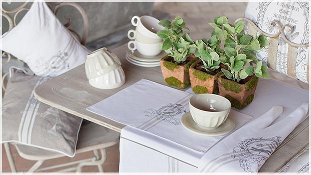 Blanc maricl mobili tavola decor westwing - Blanc mariclo mobili ...