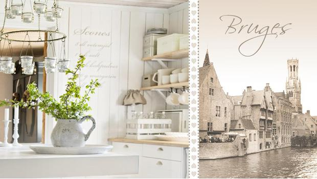 Shabby in Bruges