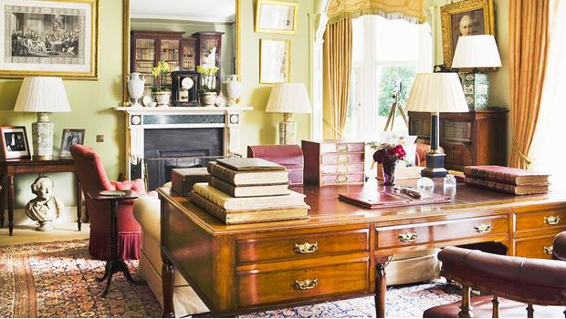 British country club arredare all 39 inglese westwing - Chesterfield morbide ...