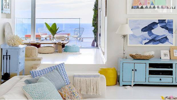 Ibiza in Blu