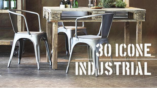 30 Icone Industrial