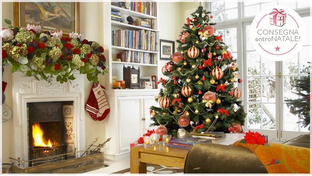 Una baita a Natale