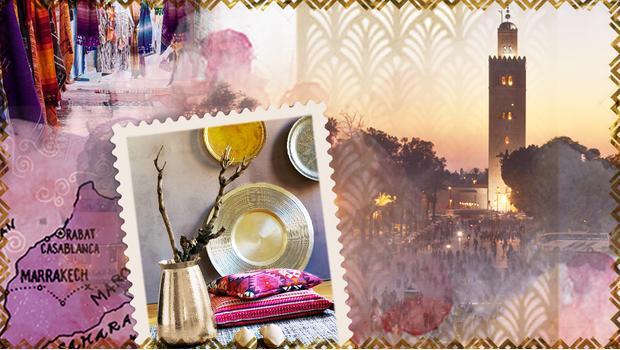 Notte a Marrakech