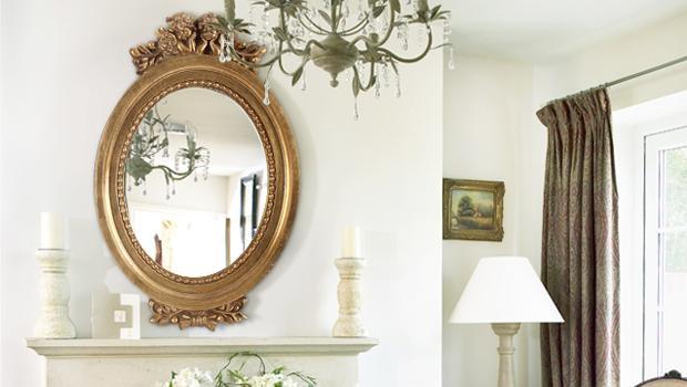 Riflessi di casa eleganti specchi westwing for Specchi barocchi