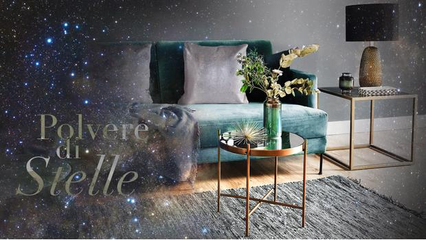 Una casa tra le stelle trend galaxy arreda con toni blu for 3 stelle arreda
