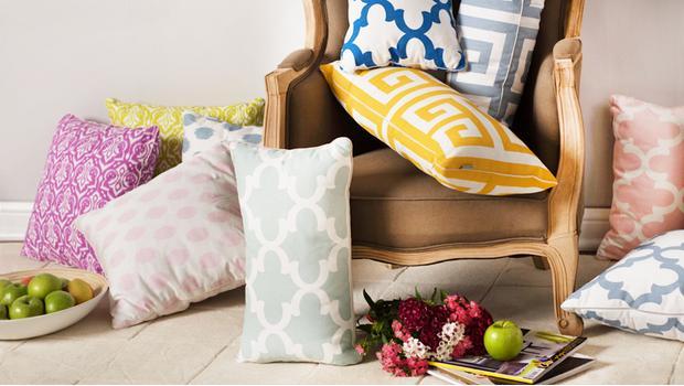 Boutique dei cuscini
