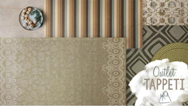 Outlet del tappeto