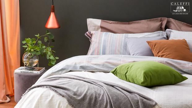 Spugne Da Bagno Caleffi : Caleffi dal i colori del made in italy su letto e spugne