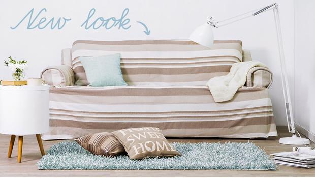 Reinventa il divano