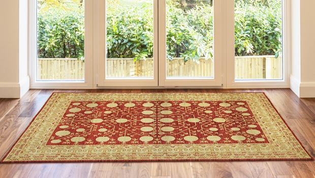 L'Eden del tappeto