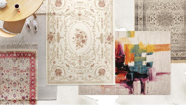 La top 10 dei tappeti
