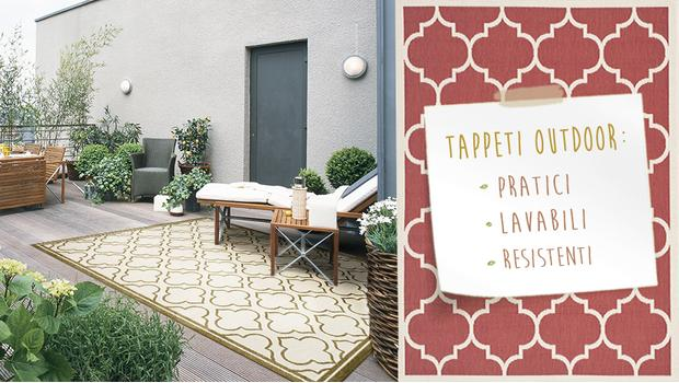 Tappeti outdoor