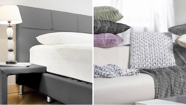 sampur materassi letti e guanciali westwing. Black Bedroom Furniture Sets. Home Design Ideas