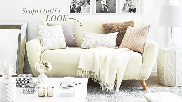 1 divano 4 stili!