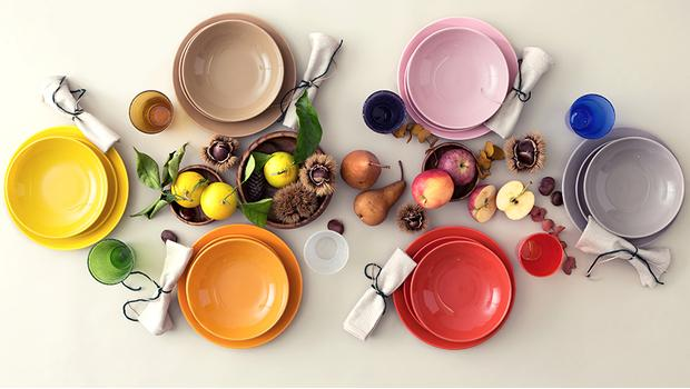 Colori in Cucina = Viver Sano