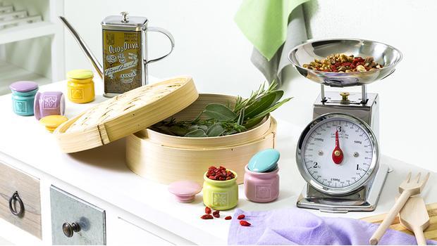 Cucina senza grassi