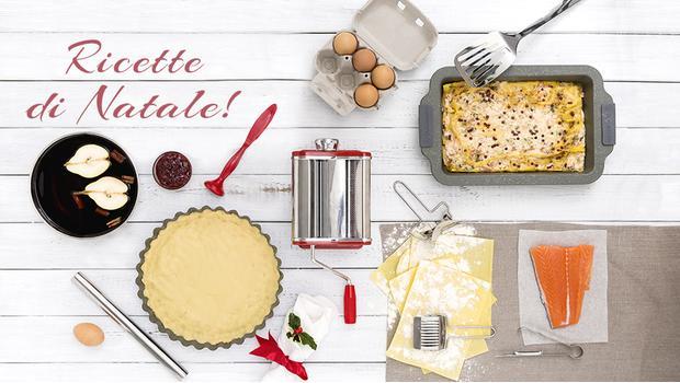 In cucina per Natale