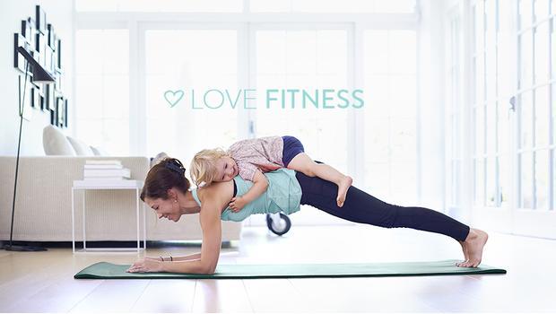 L 39 ora del fitness la palestra di casa westwing - Piccola palestra in casa ...