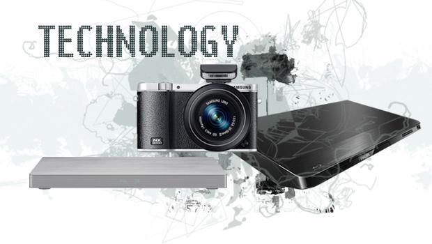 Samsung, Canon &co.