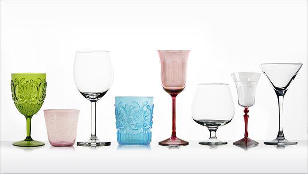 Il galateo del bicchiere