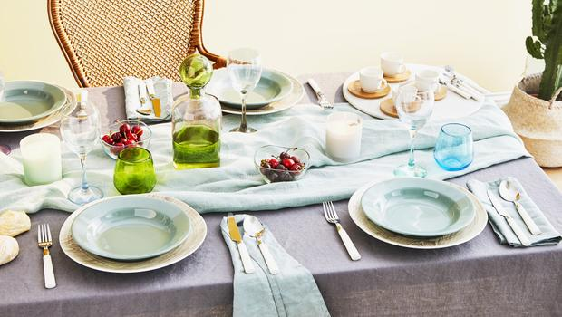 Kasanova tavola quotidiana tra colore e praticità westwing
