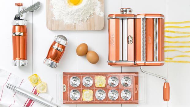 Marcato leader mondiale della pasta fatta in casa westwing - Macchine per pasta in casa ...
