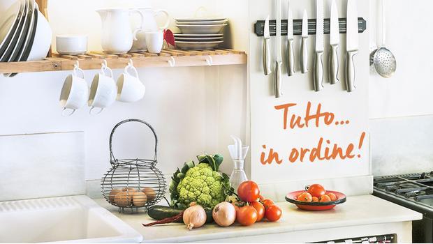 Ordine in Cucina