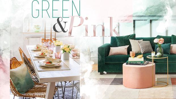 Green&Pink