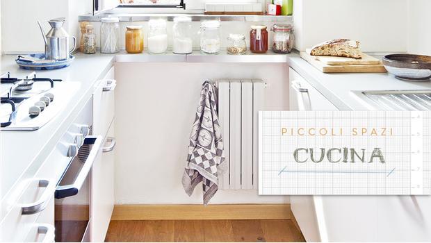 Piccoli spazi cucina soluzioni multifunzione westwing for Piccoli spazi