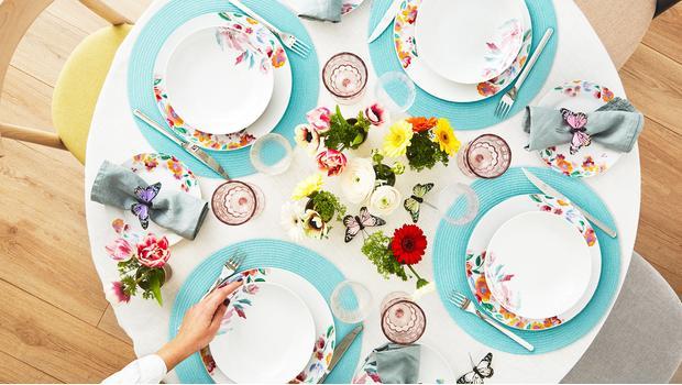La tavola di Primavera