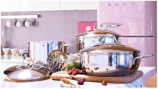 Cucina a colori
