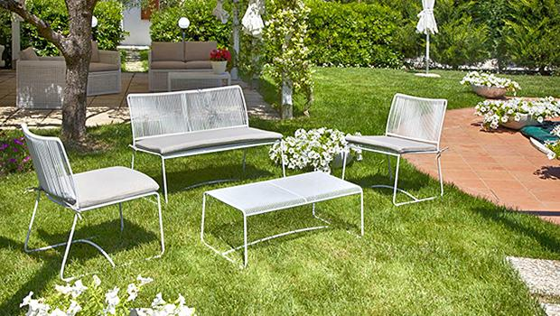 Garden by tomasucci arredi outdoor westwing for Arredi outdoor