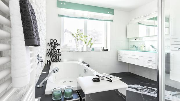 Bagno Colori Neutri : Bagno moderno forme minimal e colori neutri westwing