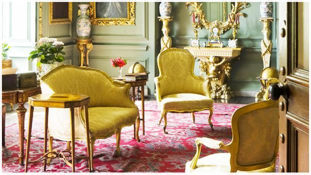 Maison baroque