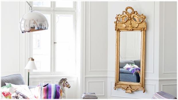 Casa degli specchi riflessi di stile westwing - Casa degli specchi ...