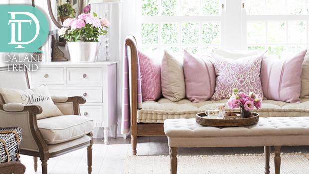 Una casa floral
