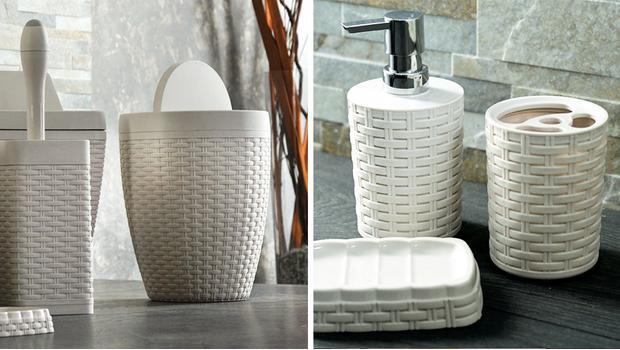 Cpe bagno accessori e dispenser westwing for Accessori bagno dalani