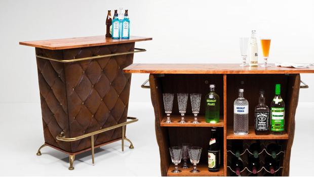 Tutto per langolo bar mobili e sgabelli westwing