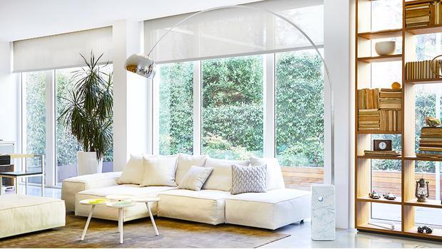 Plafoniera Flos Moni : Flos il design della luce westwing