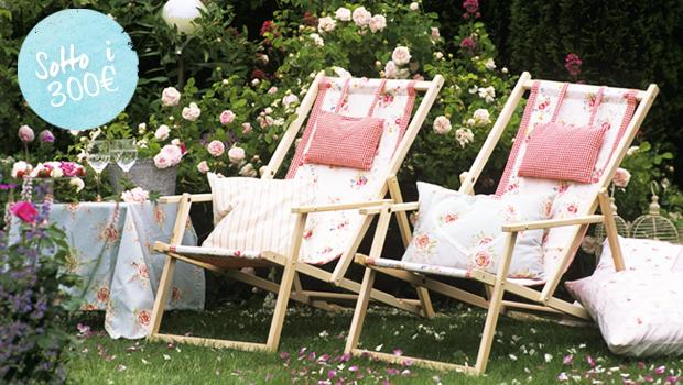 Outdoor funzionale arredi sotto i 300 westwing for Arredi outdoor