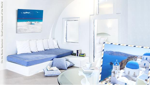 Sognando Santorini