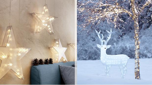 Le luci del Natale